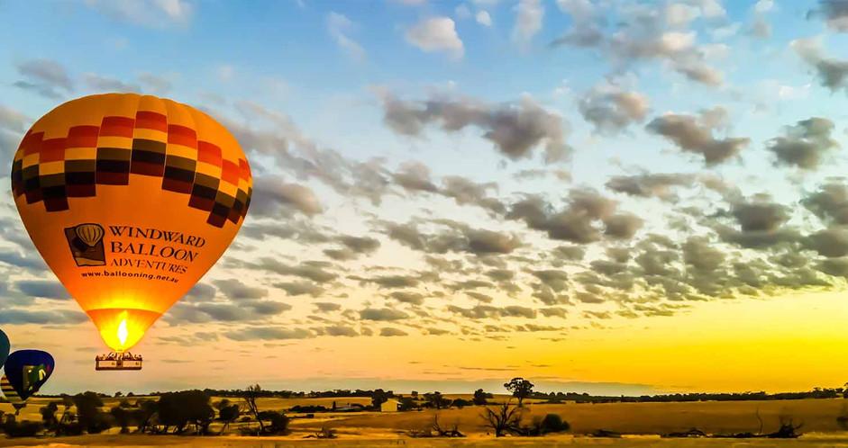 Windward Ballooning