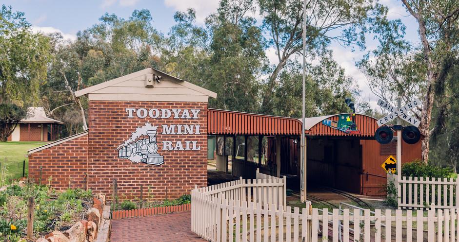 Toodyay Mini Rail