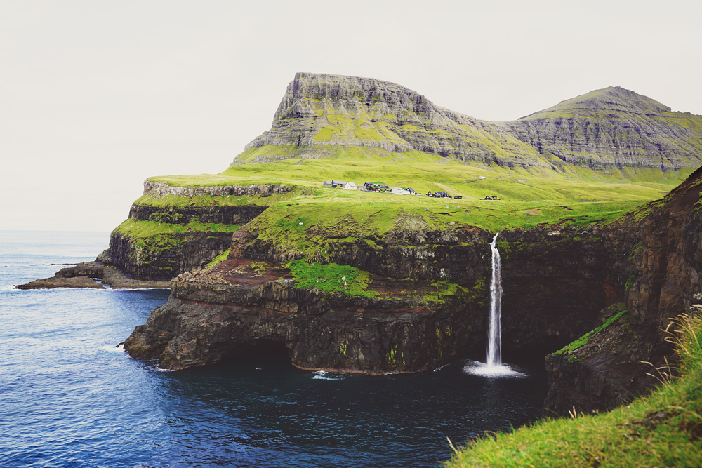 Gasaladur, Faroe Islands