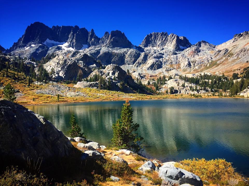 Idiza Lake, Eastern Sierras, CA