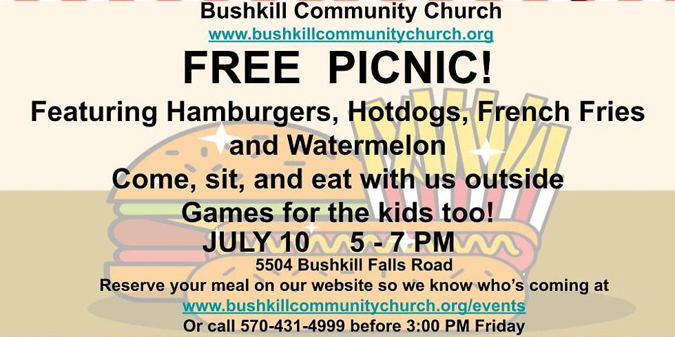 Community Free Picnic
