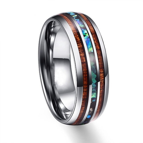''GRAIN'' RING COLLECTION