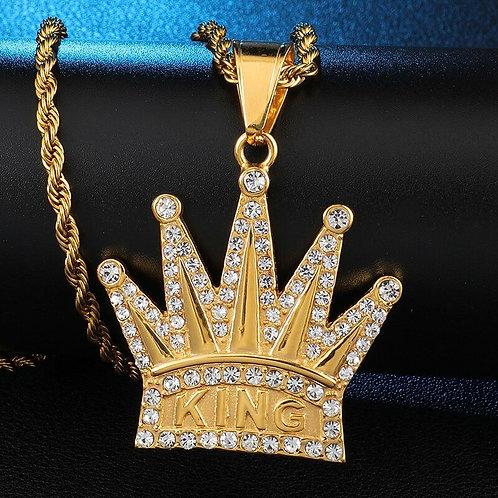 ''KING'' PENDANT SET