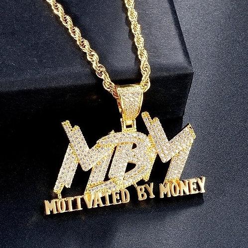 ''MBM'' PENDANT SET