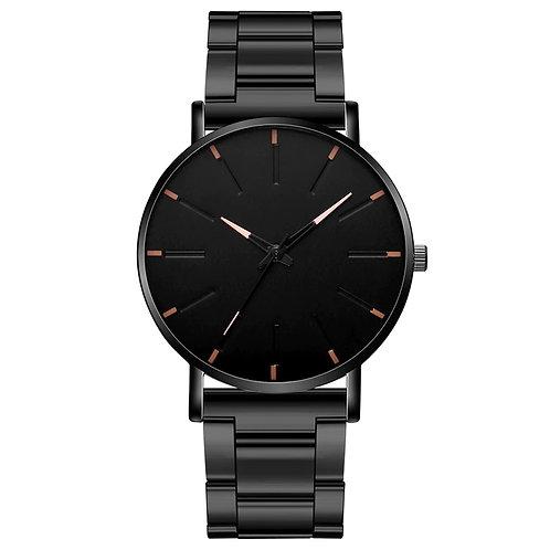 Minimalist Watch (Total Black)