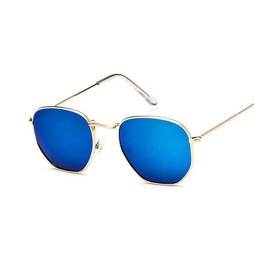 ''FEOGI'' BLUE FLAIR SUNGLASSES