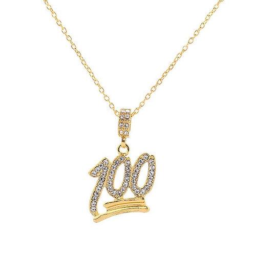 ''100'' PENDANT SET
