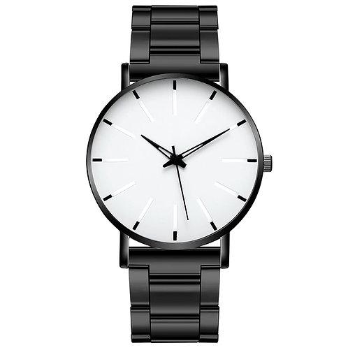 Minimalist Watch (Black & White)