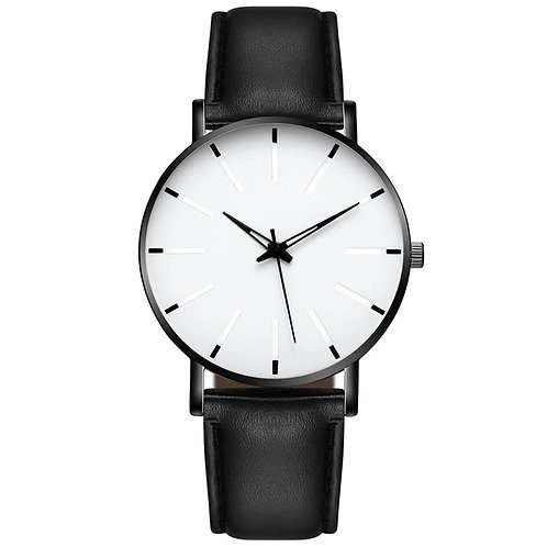 Minimal Watch (Black & White)