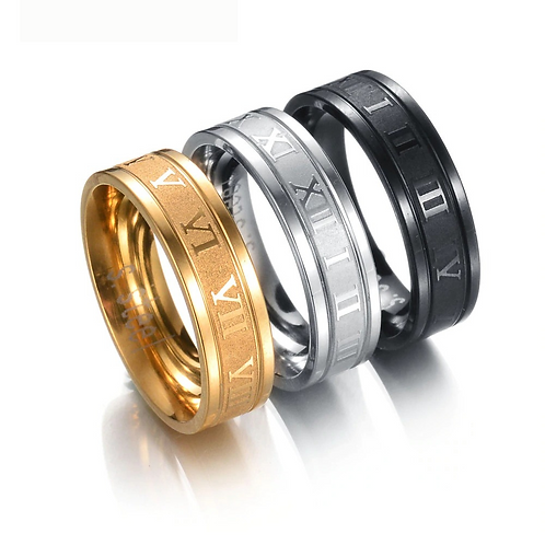 ''ROMAN'' RING COLLECTION