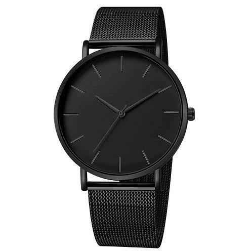 Lavish Watch (Total Black)
