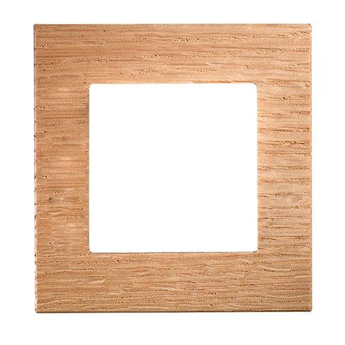 1 gang  Synthetic Wood