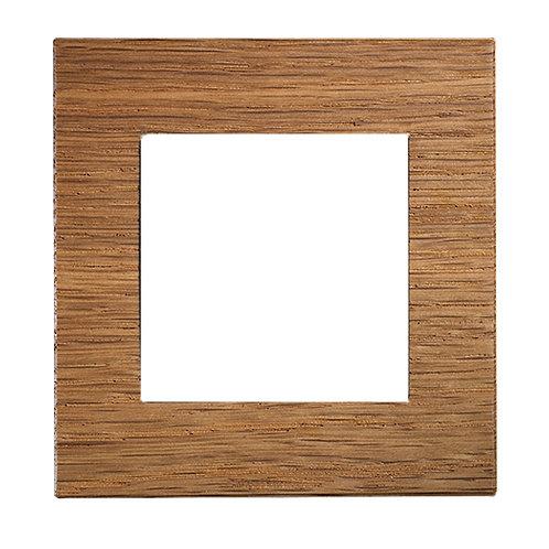 1 gang  Original Wood
