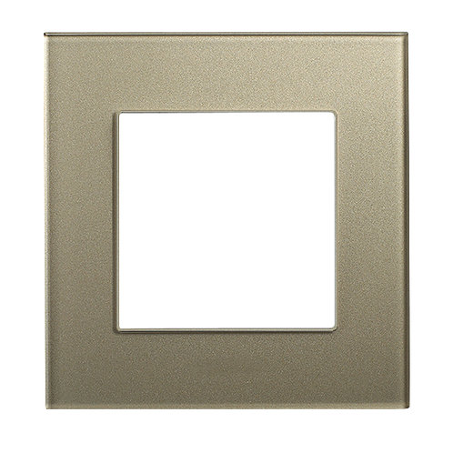 square-1 gang champagne gold