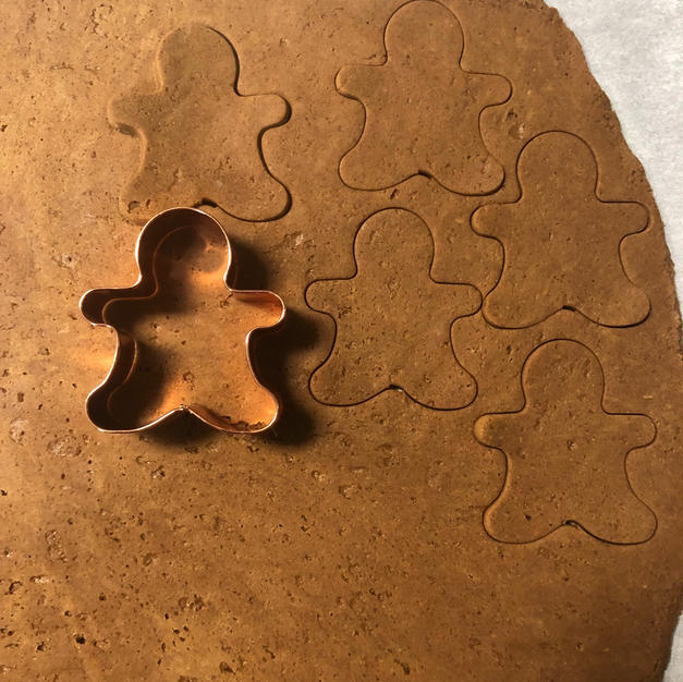 Gingerbread Cookie Available in our Cookie Tin