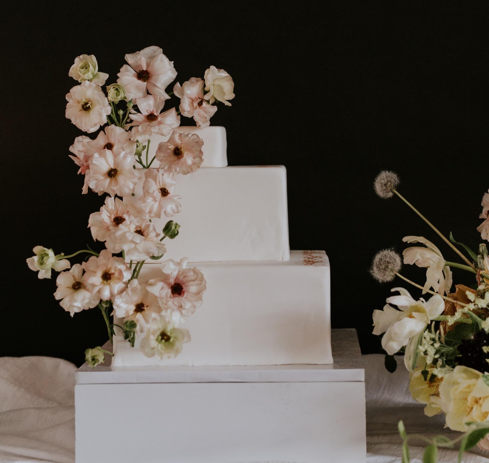 Fair & Square // Fresh Florals