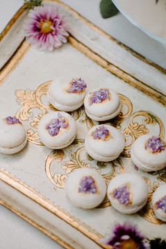 Geode Style Macaróns