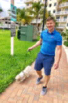 Fort Lauderdale Dog Walker