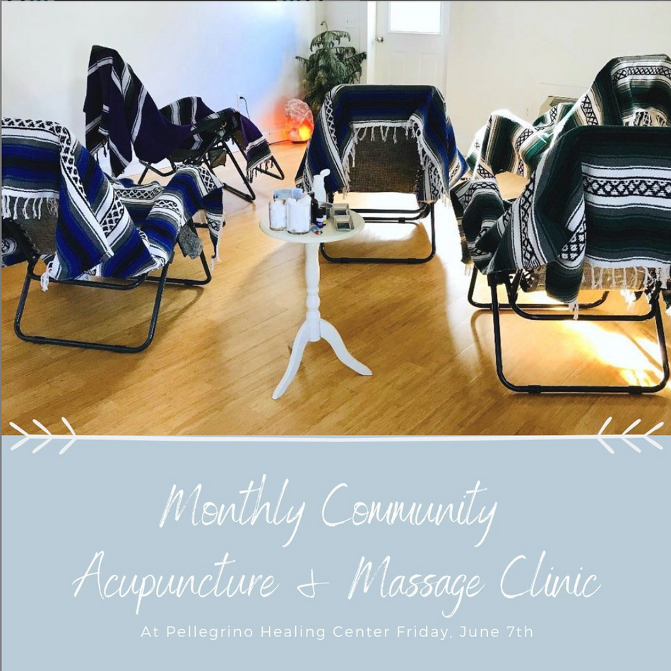 Monthly Community Acupuncture
