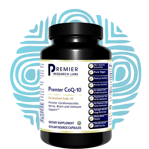 CoQ-10 by Premier Research Labs