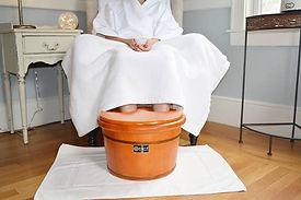 Tibetan herbal foot soak