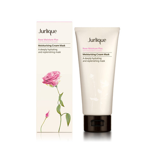 Rose Moisture Plus Moisturising Cream Mask 100ml