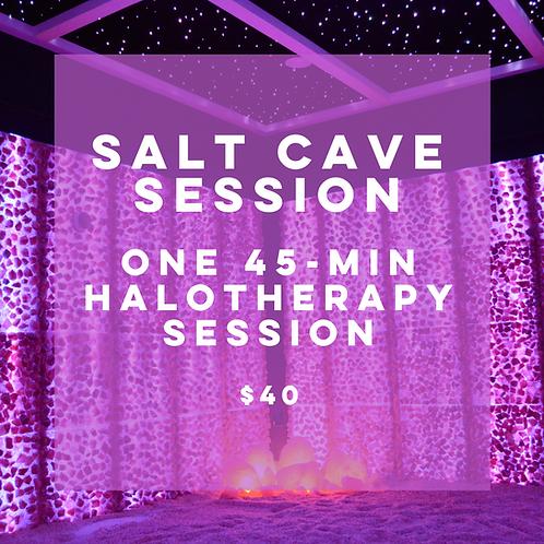 Salt Cave Session