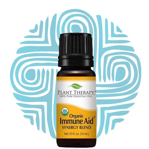 Organic Immune Aid Synergy Essential Oil