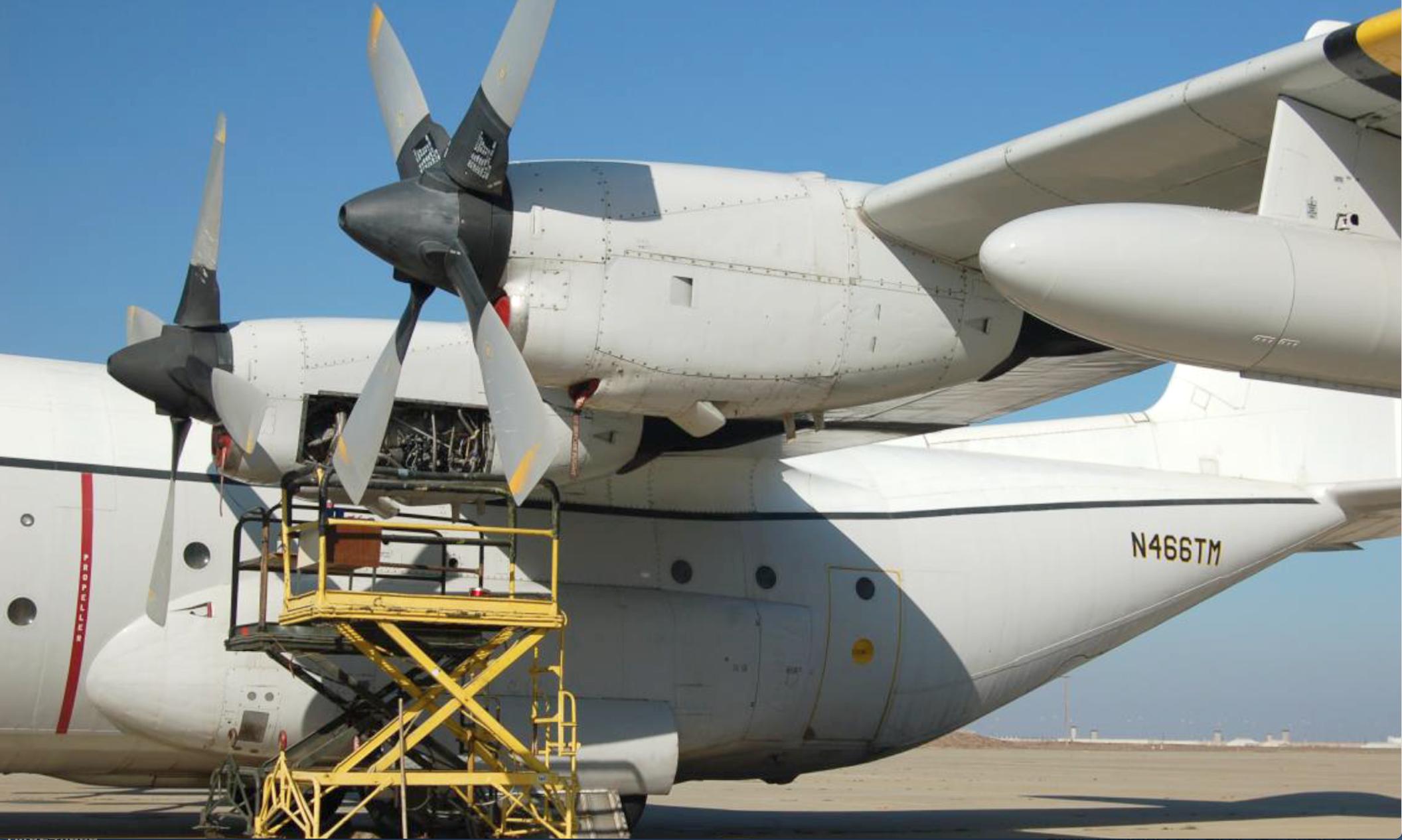 C-130 Engine