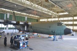 C-130 in Check