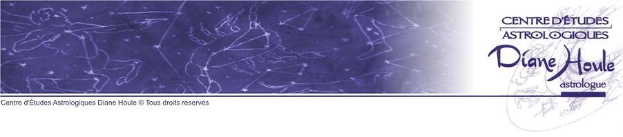 Centre d'études astrologiques Dianne Houle