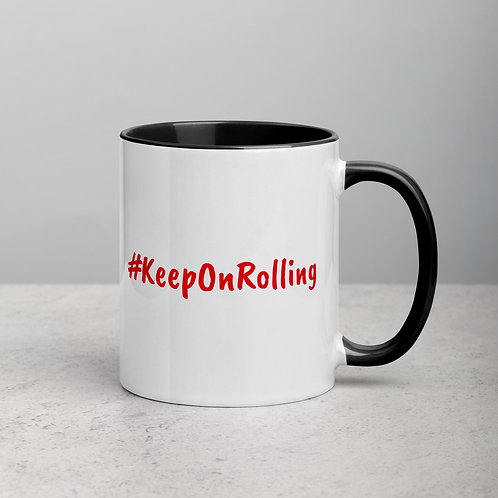 Rolling Rogans #KeepOnRolling Mug