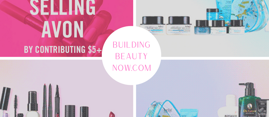 Join Avon For Just $5! Plus NEW Kits for 2021