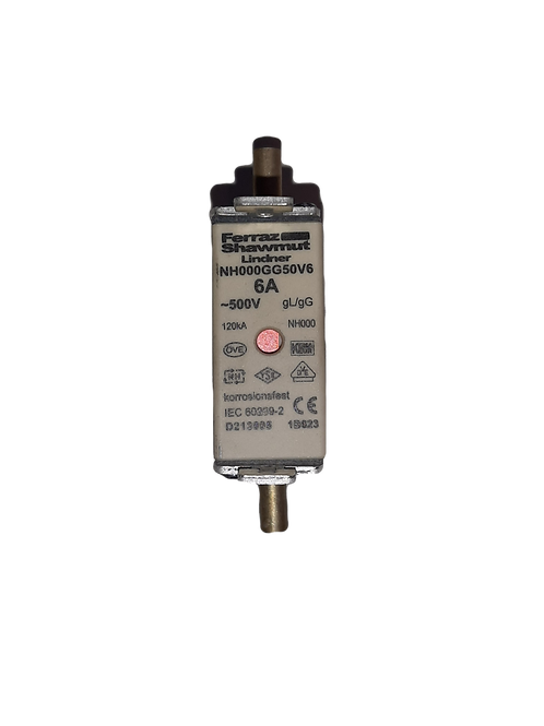 6A NH00 Blade Fuse