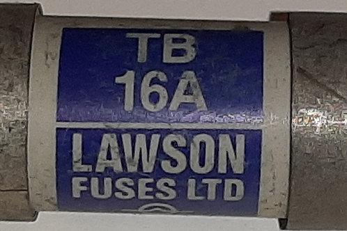 Lawson TB16A 16A HRC Fuse