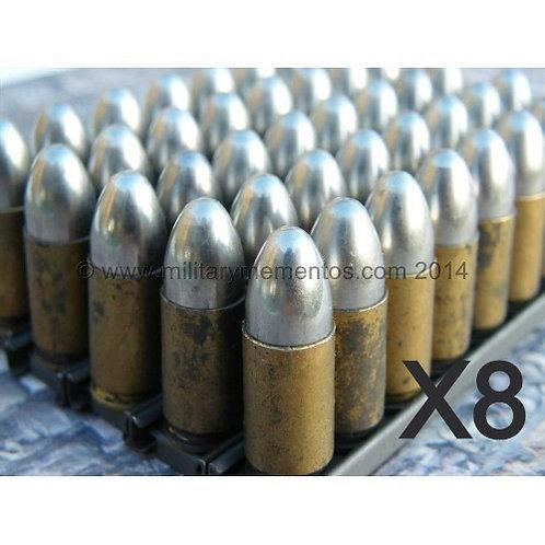 9 x 19mm Parabellum - Czech - Brass Case
