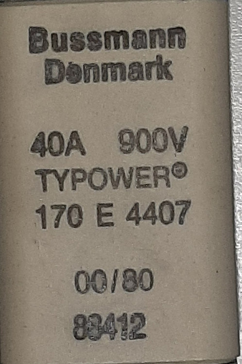 40A 170E Series Typower Fuse