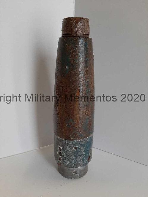 British 28lb Practice Bomb Head - Relic Condition