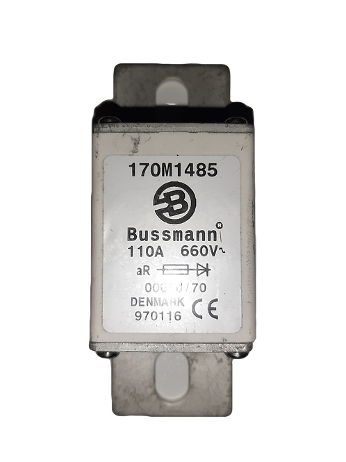 110A 170M Series Square Body Blade Fuse