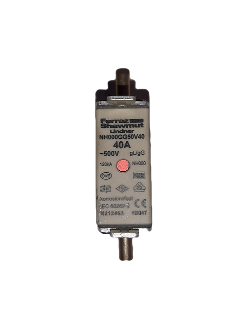 40A NH00 Blade Fuse