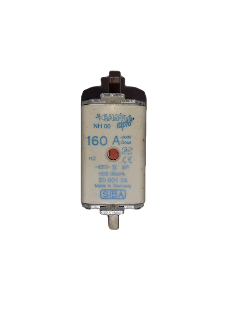 160A NH00 Blade Fuse