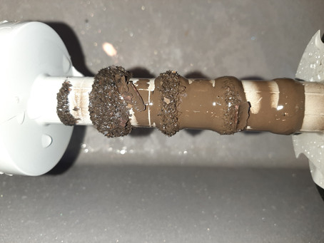 Limescale effects on the Adey MagnaClean Pro