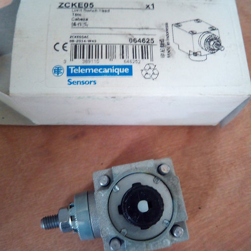 TELEMECANIQUE Limit Switch Head ZCKE05 240V AC 3A