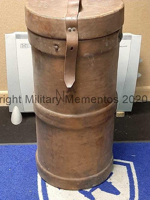 WW2 Royal Navy Cordite Bucket - Clarkson's Case - 1941