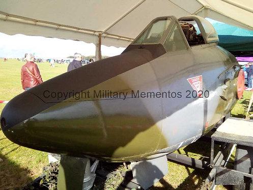 de Havilland Venom DH112 FB MK1 Cockpit