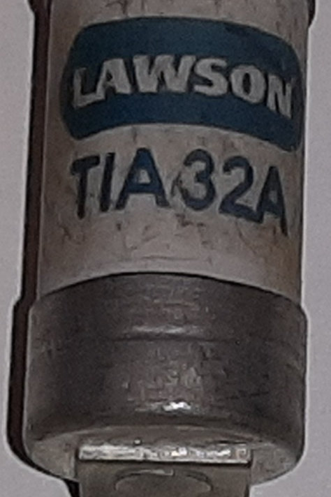 Lawson TIA32A 32A HRC Fuse