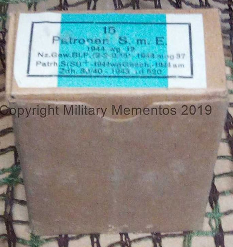 7.92 x 57mm  - WW2  German - Boxed