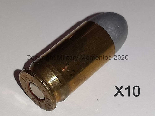 .45 ACP - Israeli - Brass Case