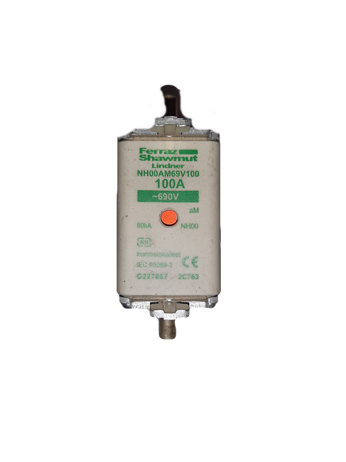 100A NH00 Blade Fuse