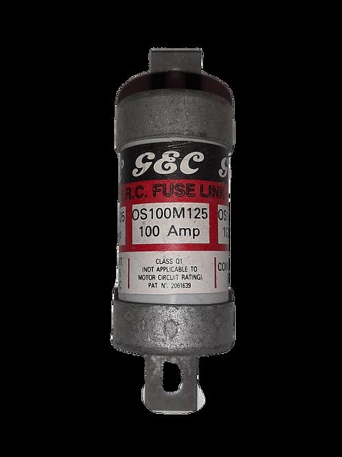 100A GEC BS88 gG Fuse